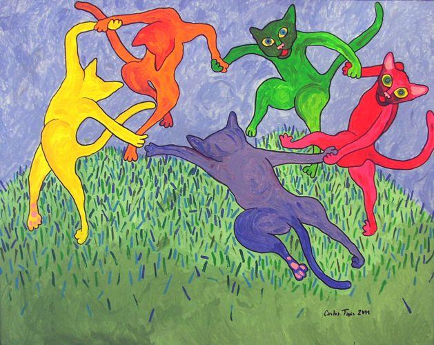 Homenaje a Matisse