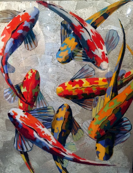Koi Fishes I