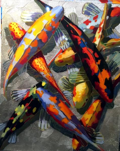 Koi Fishes II