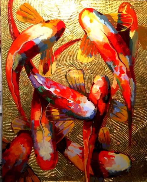 Koi Fishes III