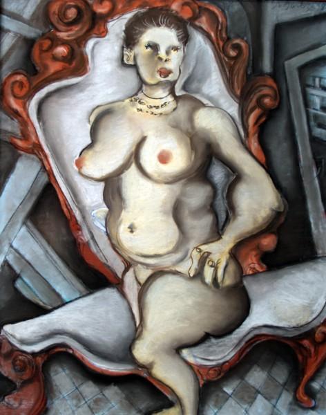 La Mujer en Acecho
