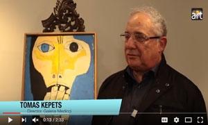 Entrevista a Tomas Kepets